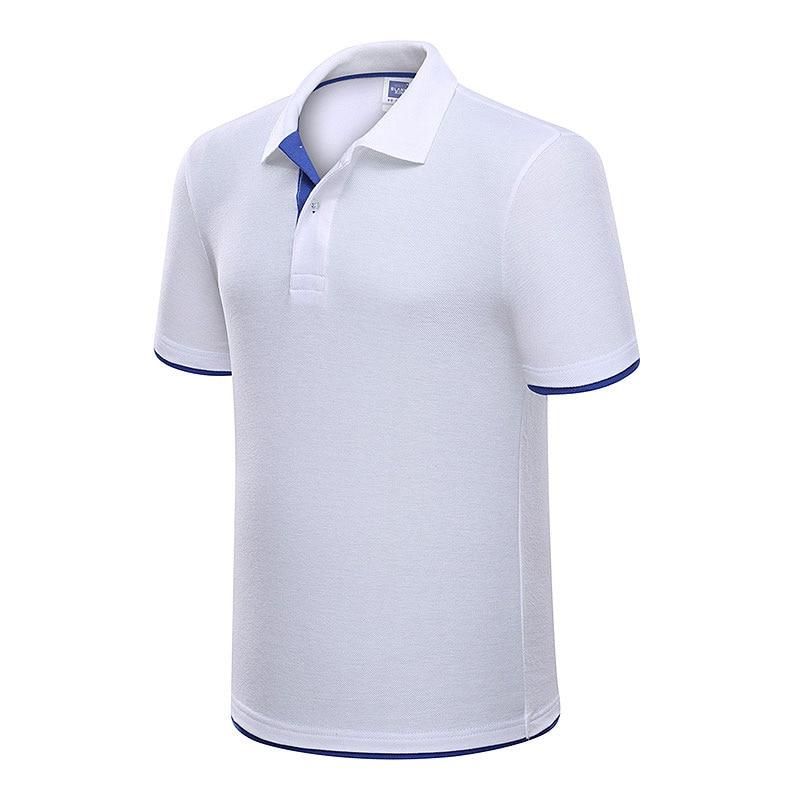 2019 Brand Men's   Polo   Shirt Cotton Short Sleeve shirt Solid Casual   Polo   Homme For Men Tee Shirt Tops Accpet Custom S-XXXL