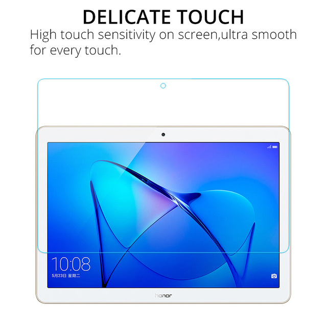 """Tempered Glass For Huawei Media Pad T3 10 Screen Protector Tablet 9.6"""" Tempered Glass Tablet Screen Protectors Film For AGS-L09 2"""