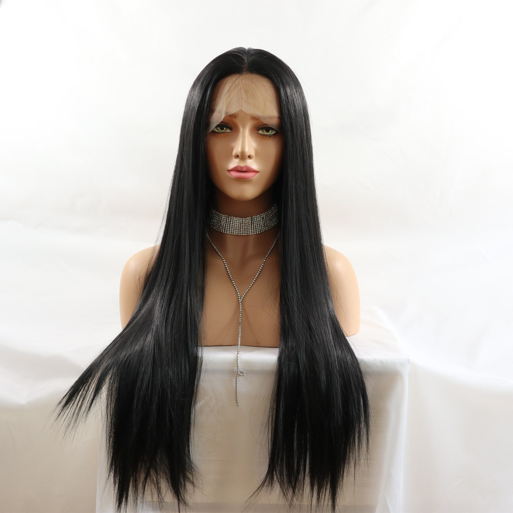 Marquesha Realistic Looking Long Straight Free Parting