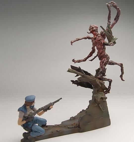 Resident Evil 6 Biohazard Toys : Aliexpress buy biohazard part jill valentine vs