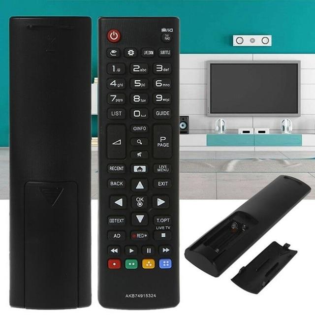 ABS akıllı TV uzaktan kumanda değiştirme AKB74915324 LG LED LCD TV televizyon 17x4.5x2.2cm