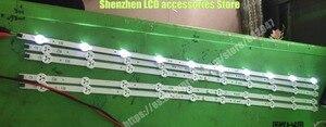 """Image 2 - 10 pièces/lot, original 42 """"LED bande Pour Vizio E420 A0 LG 42LN5300 LG 42LN5400 LC420DUE (SF) (R7) R1 + L1 = 6 pièces R2 + L2 = 4 pièces"""