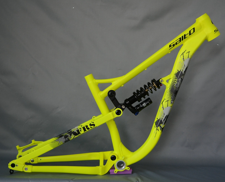 Online Buy Wholesale Full Suspension Frame From China Full