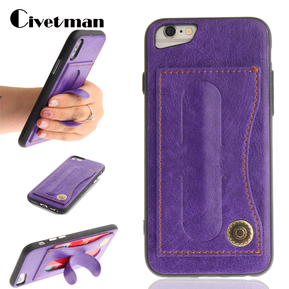 8 Colors Cover Phone Case For iphone 6 6S Apple 7 I7 IPHONE 8 i8 4.7