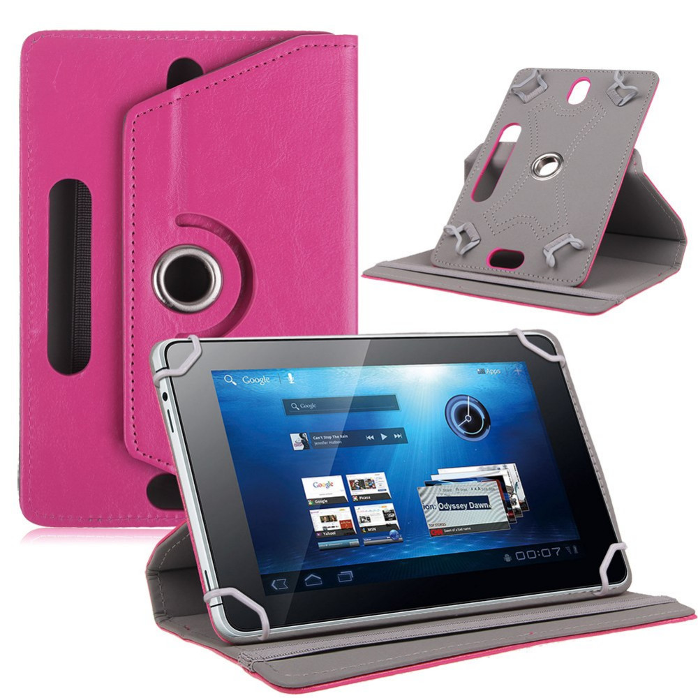 Rotating PU leather Case for UMAX VisionBook 10Qa 3G 10Q LTE 10Q Plus 10.1 Inch Tablet Cover