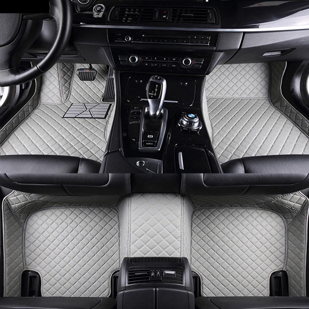 Car floor mats Case for Chevrolet Cruze Sonic Trax Sail captiva epica leather Anti-slip car-styling carpet linerCar floor mats Case for Chevrolet Cruze Sonic Trax Sail captiva epica leather Anti-slip car-styling carpet liner