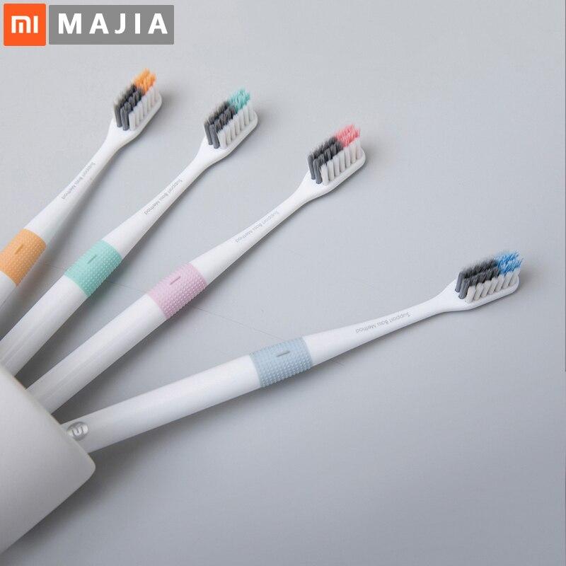 Xiaomi Medico B Dente mi basso Metodo Di sandwish-letti migliore spazzola Di filo Di 4 colori, tra Cui Casella Di viaggi Per Xiaomi casa intelligente