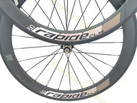 New Products Ultra Light 50mm 45mm 60mm Depth 700c Clincher Carbon Fiber Road Bicycle Wheel