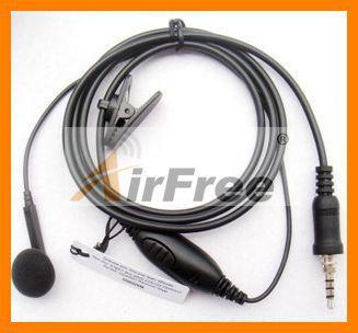 bilder für 1 stück x Pro-Hörer mic für YAESU VX-6R VX-7R HX-471 VX-170 VX-177 VX-120 VX-127 FT-270 FT-277 Kopfhörer, ohr Mic