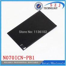 New 7 ''polegadas N070ICN-PB1 TM.C.C070-2330-872A Substituições de tela de 1280X800 display LCD frete grátis