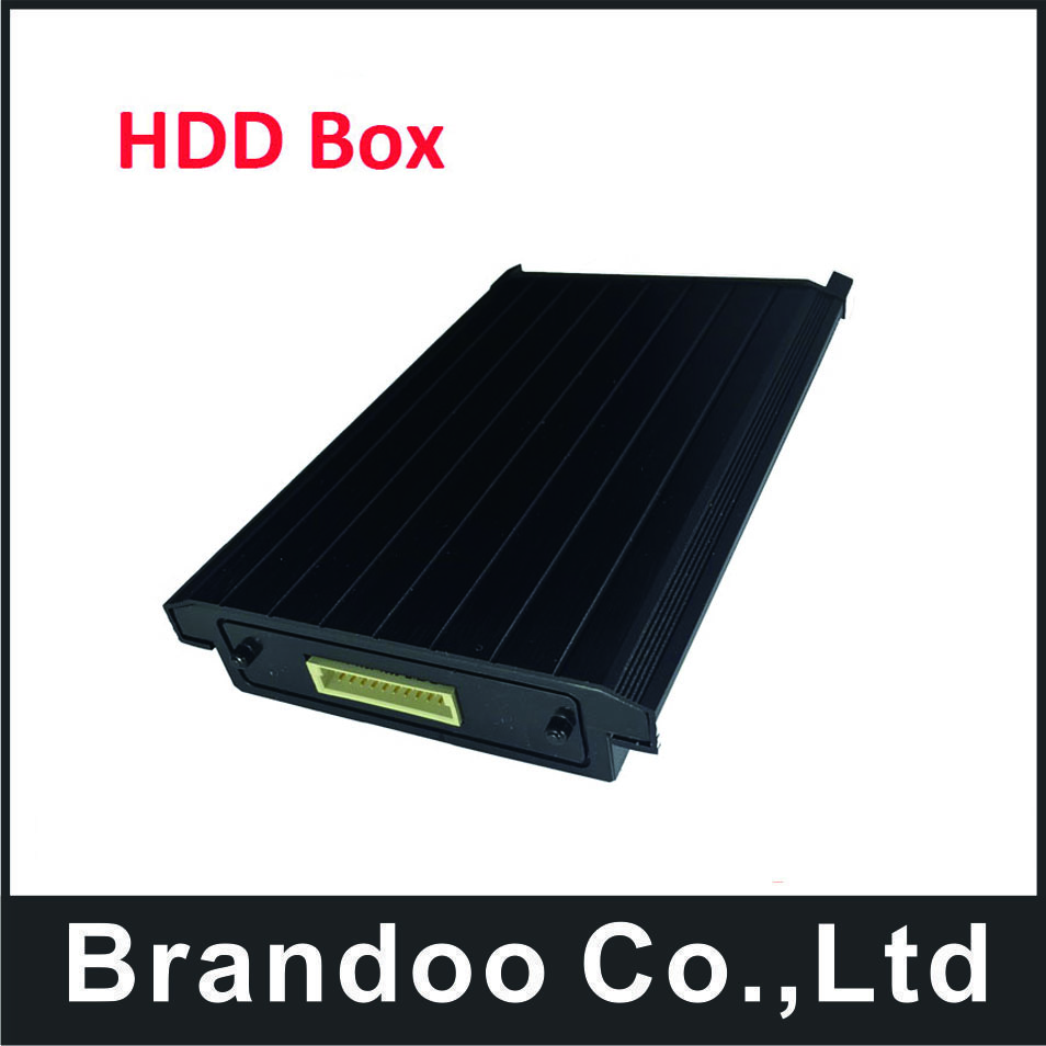 HDD box for our 4CH HDD MDVR