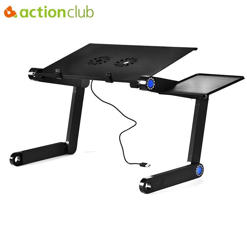 Actionclub 360 Degree Adjustable Laptop Desk Portable ...