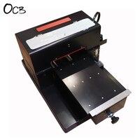 A3 Размеры 1390 UV LED принтер R1390 УФ планшетный принтер для металл/кожа/pvc/ТПУ/деревянный чехол для телефона с эффектом emboss 6 цветов
