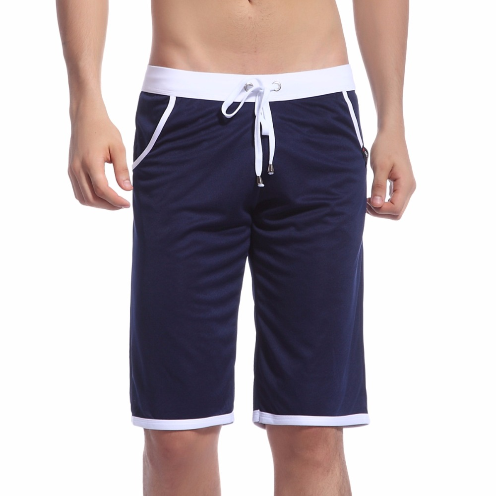 Brand 2016 Fashion Mens Shorts Comfort Breathable Men Beach Trousers Short Casual Mens Clothes Bottoms