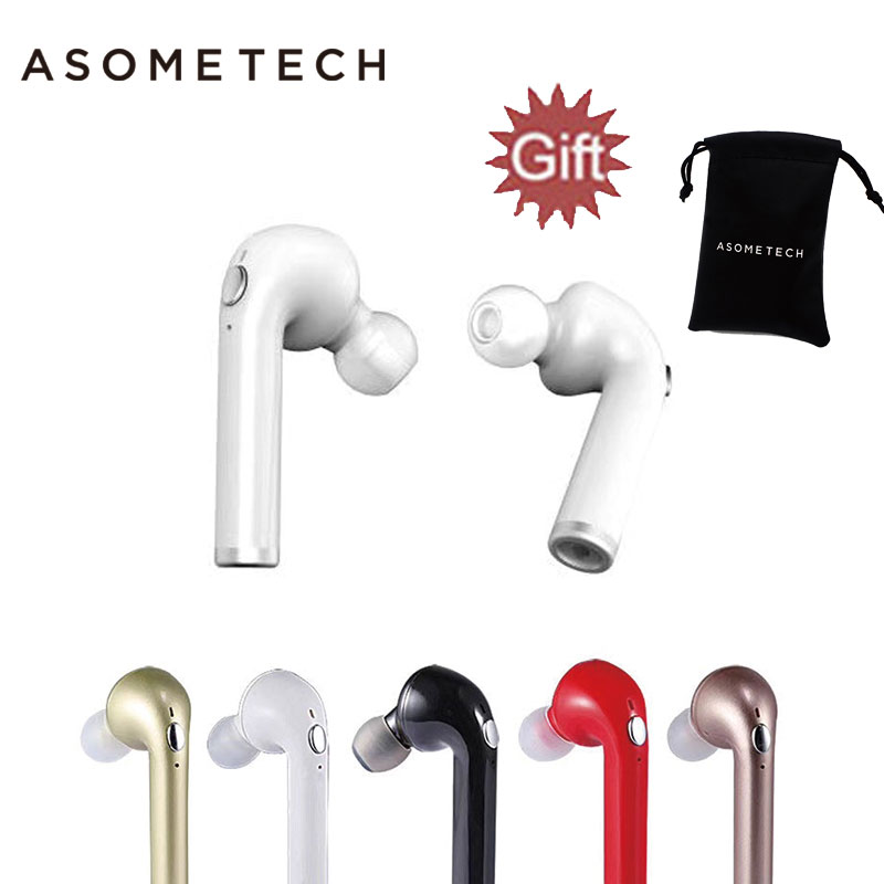 i9S Mini Earphone Wireless Bluetooth Earbuds Headset Hand-free In-Ears Earpieces with Mic for iPhone 8 7 X 6S Samsung Note S8 5