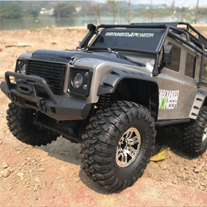 Image 5 - Newest  2.4G Rc Car 4WD 1:10 Retro Car With LED Light RC Buggy Climbing Car RTR Remote Control Car Model Car Outdoor Toys Car