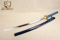 long carbon steel swords blade japanese samurai sword with dragon katana decoration real katana battle ready fidestisan sword