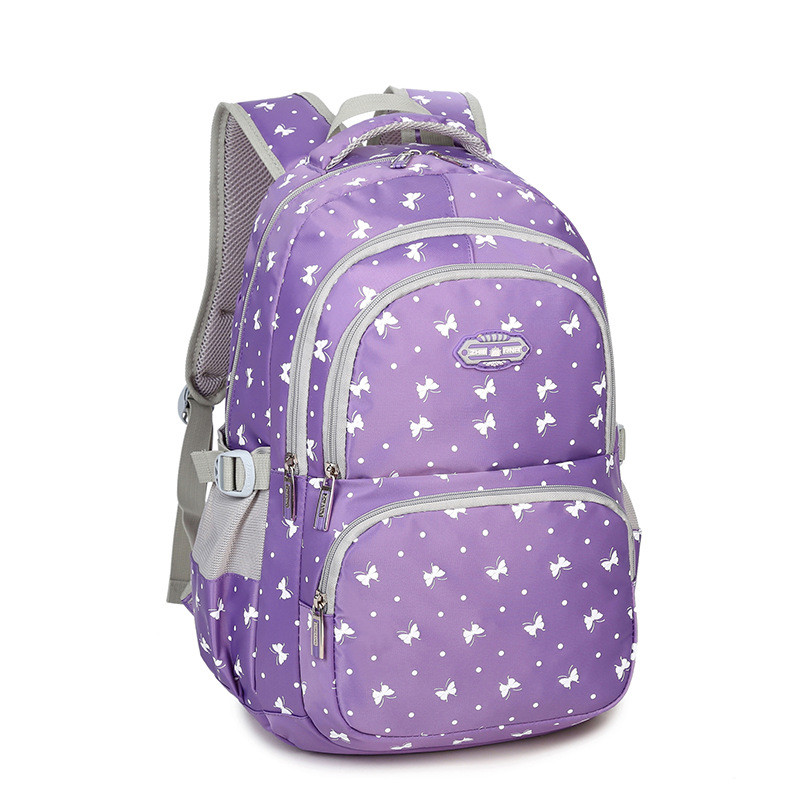Fashion Breathable Printing Backpack School Bags for Teenagers Girls Women travel Shoulder Book Bag Mochilas Schoolbag
