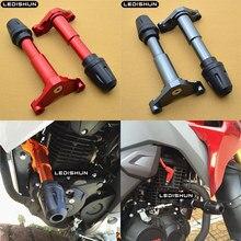 دراجة نارية المتزلج الإطار المتزلجون المحرك واقية الحرس غطاء السقوط حماية لهوندا CB190R CBF190R CBF190X CB 190R