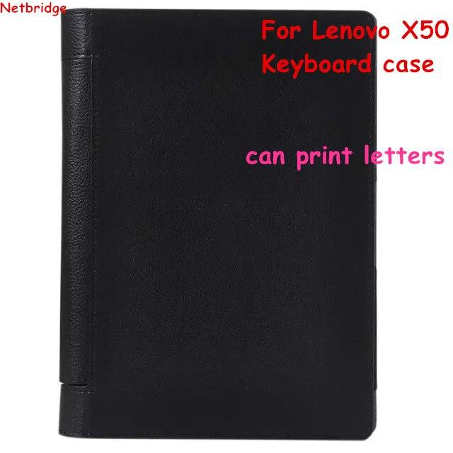 For  Lenovo Yoga Tab 3 X50 Tab3 X50F X50M X50LTablet Portable Bluetooth Keyboard  Muti-angle Folio PU Leather Case Cover + Films neworig keyboard bezel palmrest cover lenovo thinkpad t540p w54 touchpad without fingerprint 04x5544