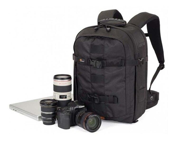 Schnelle verschiffen Lowepro Pro Runner 350 AW Schulter Tasche Kamera tasche setzen 15,4 laptop mit Alle wetter Regen abdeckung