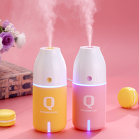 Car USB Mini Humidifier Ultrasonic Humidifier Air Aroma Diffuser Mist Maker Atomization Essential Oil diffuser of Home and Car