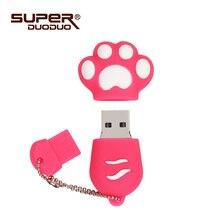 Usb2.0 cat flash drive 4GB 8GB 16GB 32GB 64GB pendrive memory stick