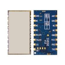 SV650 500 mW 3 km 433 MHz bezprzewodowy moduł aparatu nadawczo odbiorczego z TTL RS485 danych RF moduł nadajnika