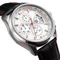 Человек смотреть мода повседневная Pagani Дизайн военно кварцевые часы Люксовый Бренд relogio masculino Многофункци спортивные часы reloj 2016