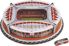 3D Puzzle Portugal Benfica Spain Stadium RU Competition Football Game  Building Model Toy Puzzles For Kids Child Gift Box