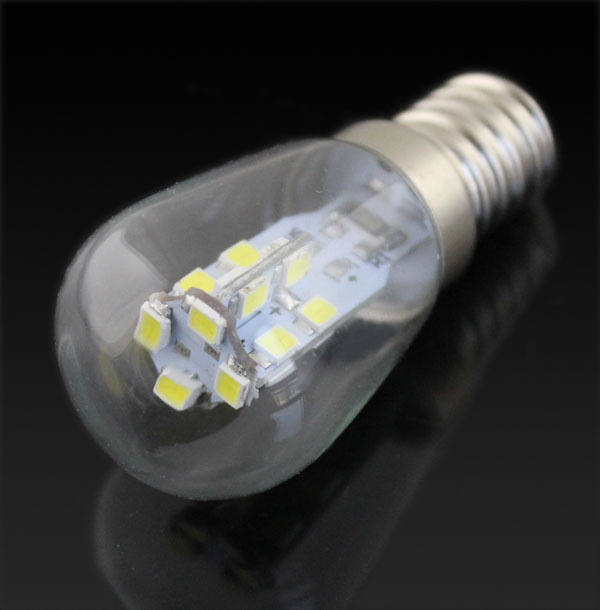 refrigerator light bulb. white 220v-240v 20 smd 2835 e14 3w led refrigerator lighting bulb for fridge light l