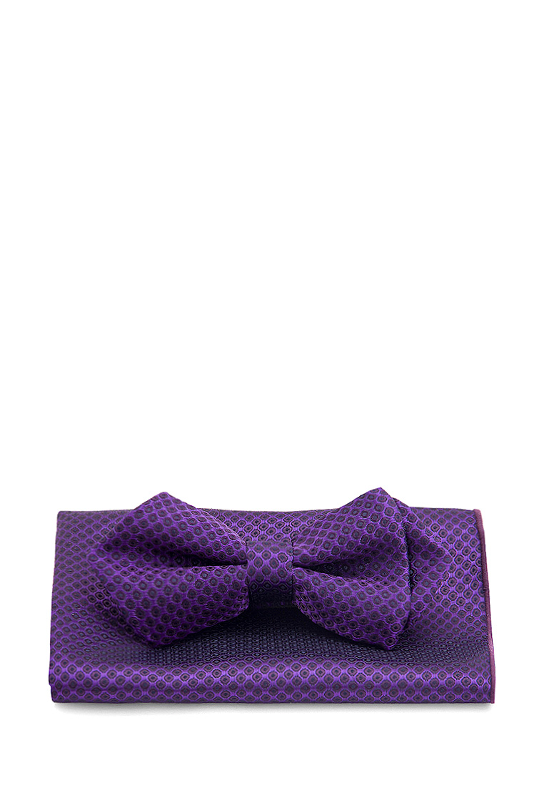 [Available from 10.11] Bow tie male handkerchief CARPENTER Carpenter poly 3 Violet 710 1 83 Purple 40pcs lot 3 inch high quality grosgrain ribbon hair bow tie with without clip kids hairpin headwear bowknot accessories hdj15
