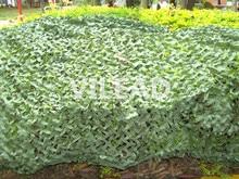 Купить с кэшбэком 2.5M*5M filet Camo Netting Green Digital camouflage netting for outdoor sun shelter sniper paintball game car covers hunting