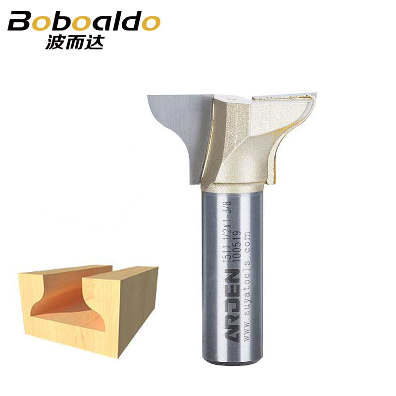 Cambered Surface Cleaning Bottom Router Bit Woodworking Tools Woodworking Tools Arden Router Bit Endmill Router Bits Wood Cutter 1 2 5 8 round nose bit for wood slotting milling cutters woodworking router bits