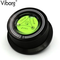 Free Shipping 3 In1 Record Clamp LP Disc Stabilizer Turntable For Vibration Balanced Black