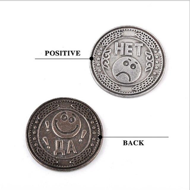 Einzigartige Geschenk Münzen Ja Oder Nein Vintage Original Münzen
