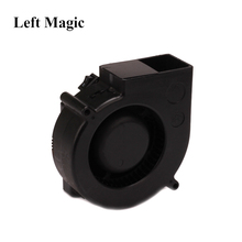 Electronical Device Small Snow Machine Snowflakes Flying Paper Storm Stage Magic Trick Close Up Magie Illusion Prop