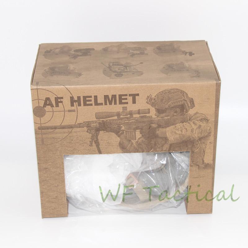 AF tactical Crye Precision Helmet Combat Training Tactical Helmet Enhanced version Airsoft paintball Helmet - 6