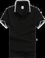 100% 180 г пике хлопка мужчин случайные бренд рубашки поло мужская дизайн рубашки поло лацкане отделка воротника коротким рукавом человек брендов джерси