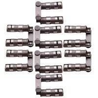 Novo Rolo Hidráulico Elevadores para Chevrolet Chevy Pequeno Bloco 283 327 SBC 350 265-400 ROLO HIDRÁULICO V8 LEVANTADORES