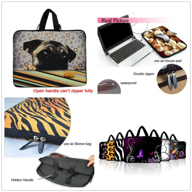 Cat 11 6 12 Netbook Sleeve Case Carry Bag For Hp Dell Acer Thinkpad Sony Laptop In Bags Cases From Computer Office On Aliexpress Alibaba