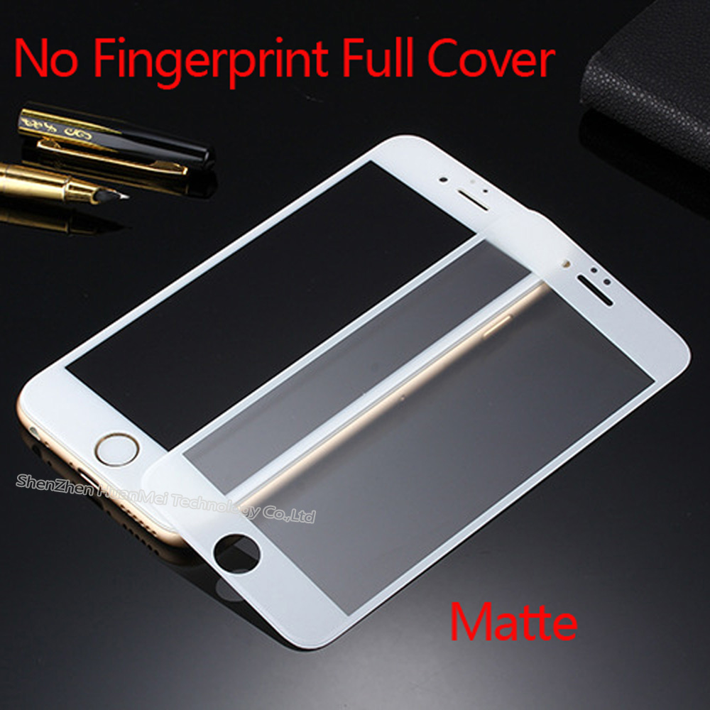 Edge to Edge 3D Tempered Glass Screen Protector Case For iPhone 6 6s