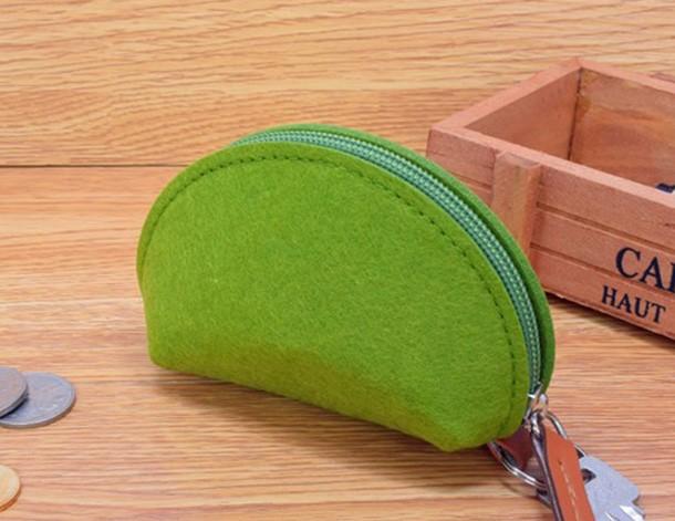 coin purse mini change wool wallets purses women (2)