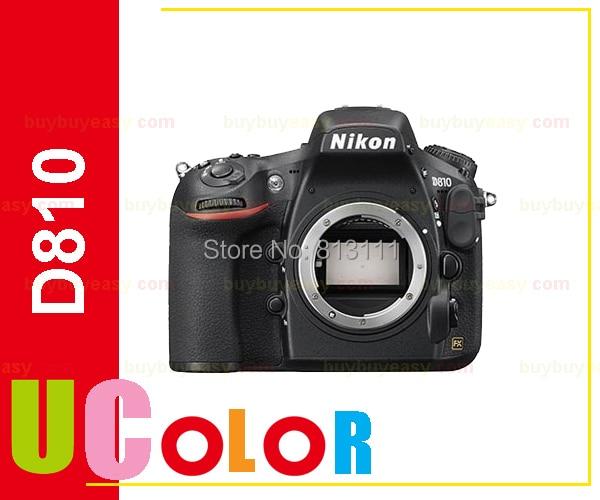 Nikon D810 36.3 MP Digital SLR Camera Body - Black Multi-language - IN STOCK in stock 24inch multi color body wavy lace wigs