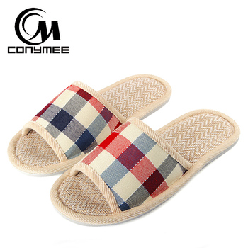 512a4a9a CONYMEE zapatos de piel de invierno para mujer Zapatillas para el hogar bonitos  zapatos de felpa con lazo para chica señora zapatillas de piso de Interior  ...