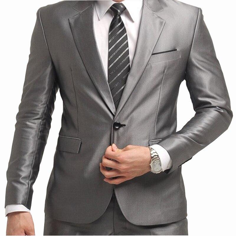 Hommes As Picture Mode Marque Pantalon custom vestes Affaires Bridegroon Tuxedo Mariage Custom Colour De Blazer Costumes Nouveau Slim Robe 2017 Fit tp4wqUT