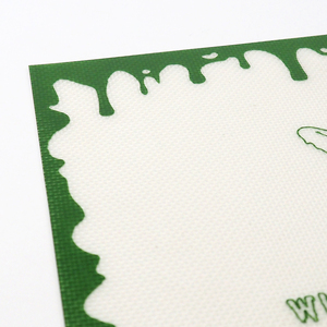 Силиконовые коврики для выпечки антипригарные коврики силиконовые коврики для воска 12x8,5 дюймов силиконовые коврик для выпечки мазь масло Выпекать коврик для сушки
