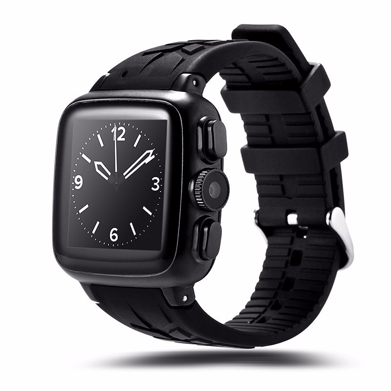 UC08 Bluetooth Android Smart Watch MTK6572 With 3 0MP Camera 512MB 4GB Heart Rate font b