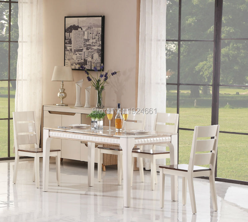 2016 Meuble Comedor Antigos Para Sala Dining Room Sets Furniture Modern No Special Offer Time-limited Wooden Dinning Table 8088 trona de bebe silla comedor para ninos con bandeja ajustable plegable bb4544