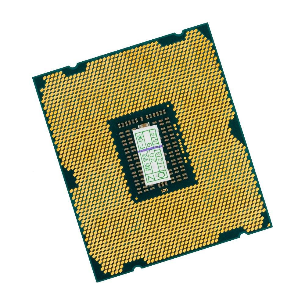 Image 4 - معالج إنتل سيون E5 2650L V2 لسطح المكتب 2650L V2 عشرة النوى 1.7GHz 25MB L3 كاش LGA 2011 خادم وحدة المعالجة المركزية المستخدمةوحدات CPU   -